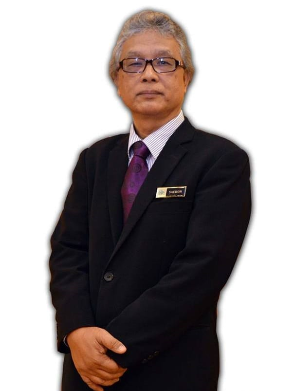 Encik M. Saedon Bin Abdul Majid
