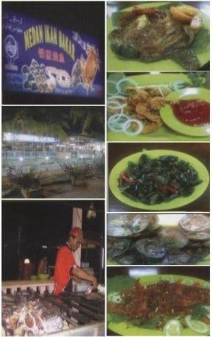 Medan Ikan Bakar Pontian,Klik Untuk Besarkan Imej