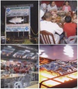 Medan Ikan Bakar Kuala Kedah, Klik Untuk Besarkan Imej
