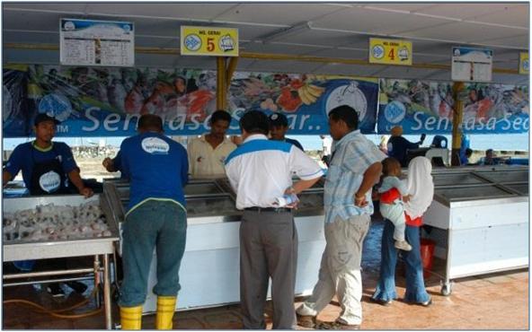 Pasar Nelayan 1