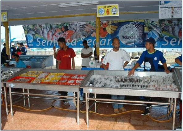 Pasar Nelayan 2