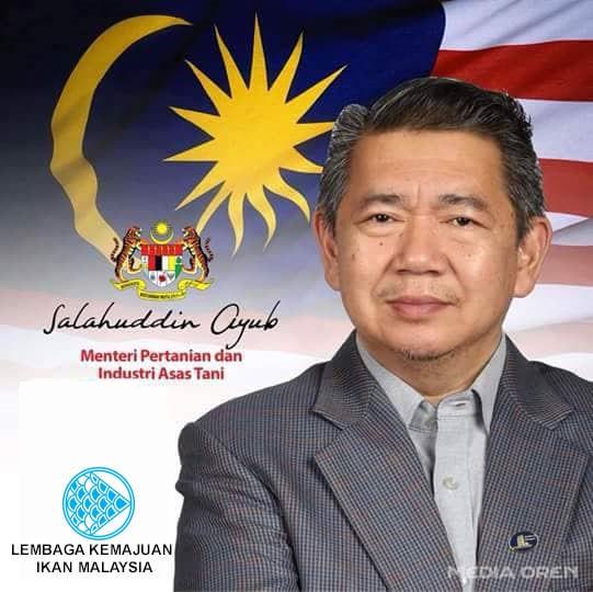Menteri Pertanian Dan Industri Asas Tani Lembaga Kemajuan Ikan Malaysia